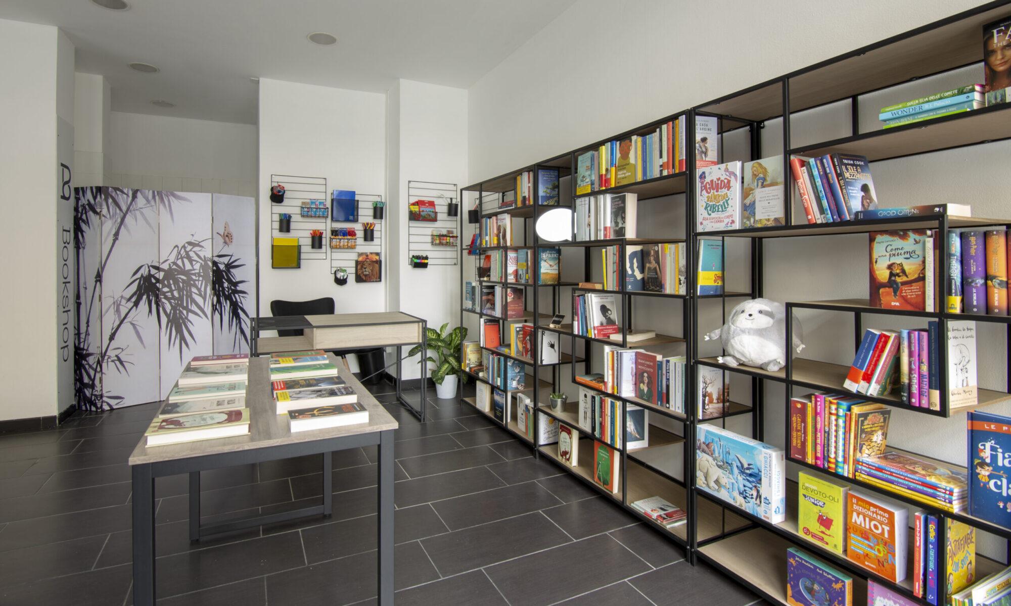 Bookshop Meda